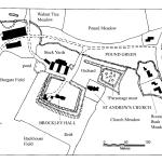 Brockley Hall and Church