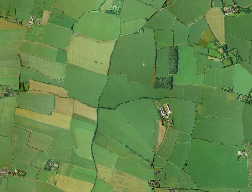 The Junction of Hundred lane and Kiln lane near Westhorpe