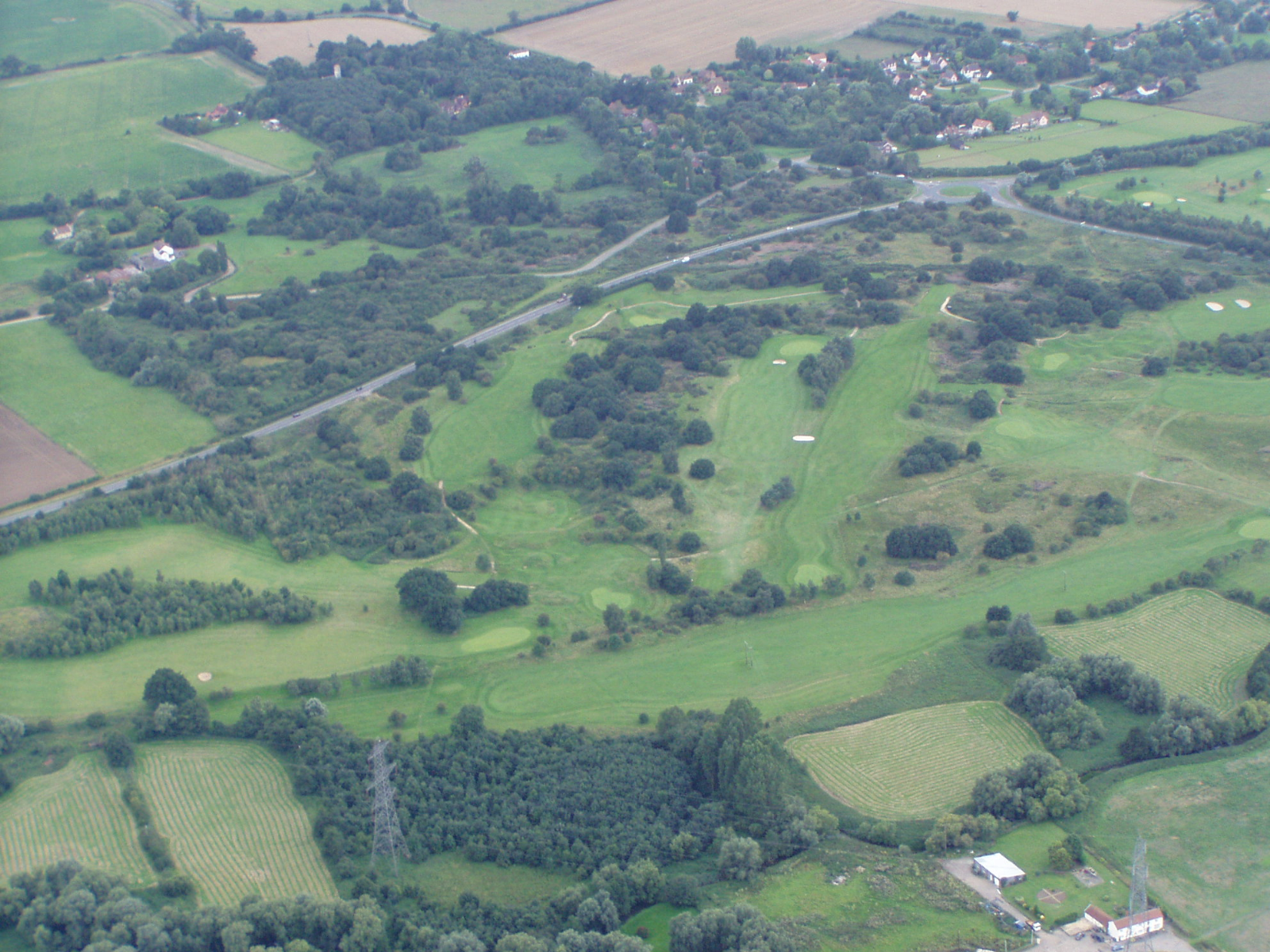 Stuston Common and Golf Course