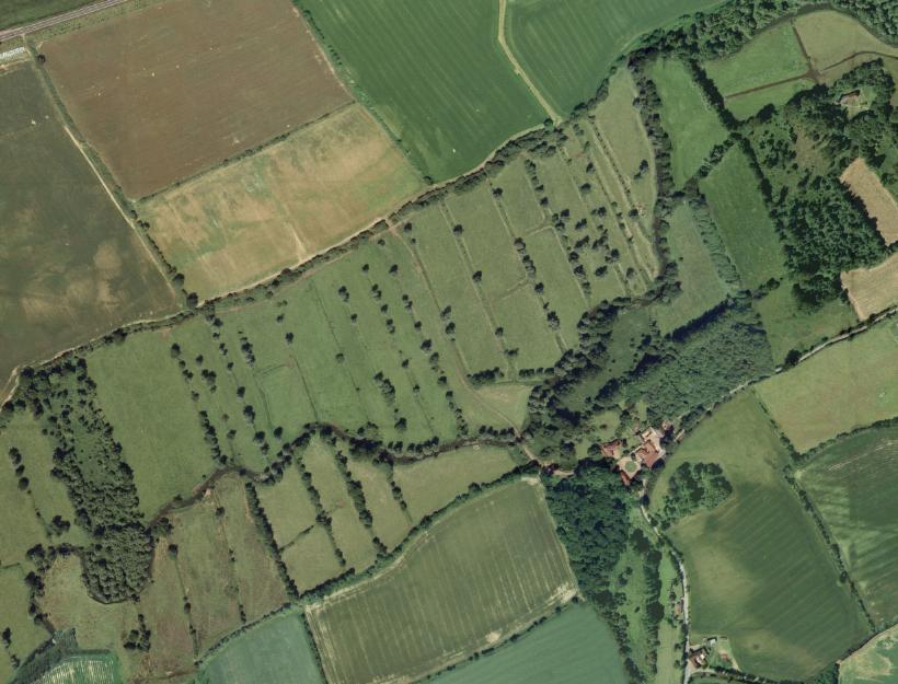 The Waveney valley at Sylham
